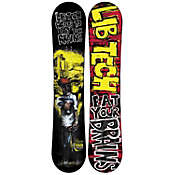 Lib Tech Burtner's Box Scratcher BTX Snowboard 143 - Boy's