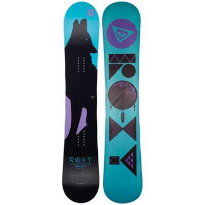 Roxy Ally BTX Snowboard 143 - Women's
