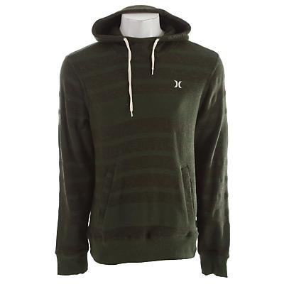 Hurley Retreat All Stripe Hoodie - Men's