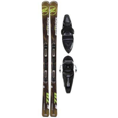 Rossignol Experience 78 Tpi2 Skis w/ Axium 110L - Men's