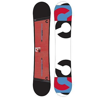 Burton Custom Flying V Twin Snowboard 154 - Men's