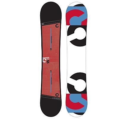 Burton Custom Flying V Twin Snowboard 156 - Men's