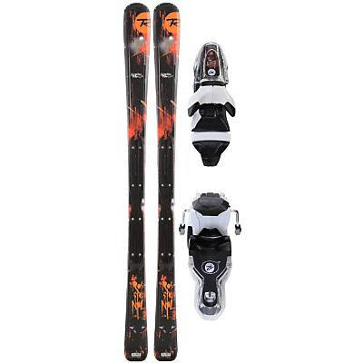 Rossignol Scimitar Jr Skis w/ Xelium Jr 70S - Kid's