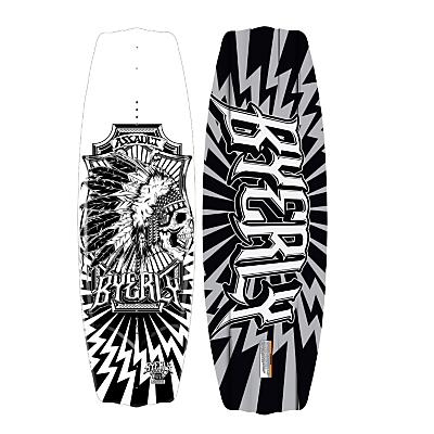 Byerly Assault Wakeboard 55 Blem - Men's