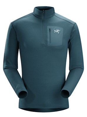 Arcteryx Men's RHO LTW Zip Neck
