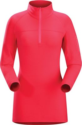 Arcteryx Women's RHO LTW Zip Neck