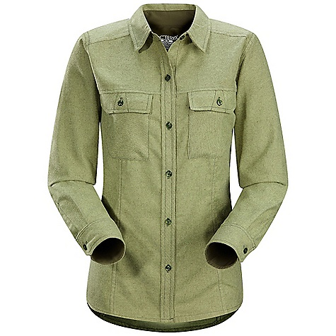 photo: Arc'teryx Tavla Shirt LS hiking shirt