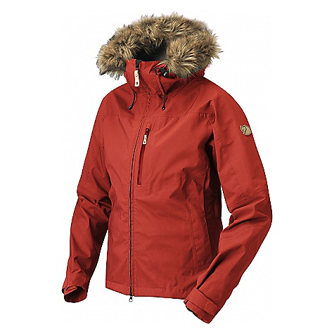 photo: Fjallraven Women's Eco-Tour Jacket waterproof jacket