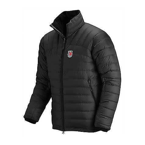 photo: Fjallraven Snow Jacket down insulated jacket