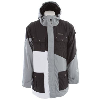 Sessions New Schoolers Snowboard Jacket - Men's