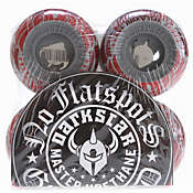 Darkstar Wings Marble Light Night Skateboard Wheels 51mm