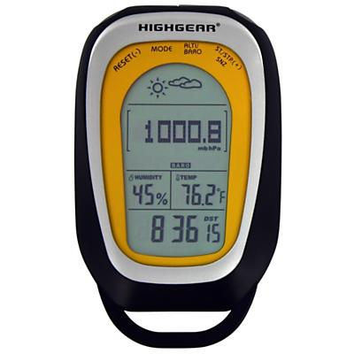 Highgear WeatherPort Weather Station