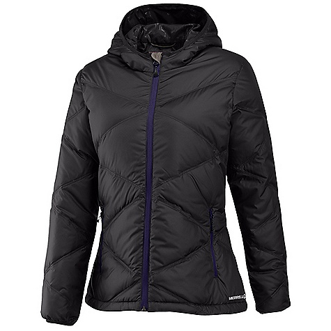 photo: Merrell Astor Hoodie synthetic insulated jacket