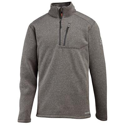 Merrell Men's Cedarbrook Half-Zip Fleece Pullover