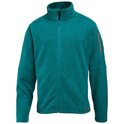 Merrell Men's Fractal Full-Zip Fleece