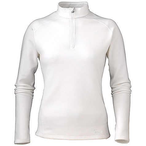 photo: Marker USA Active Plus Zip Mock Turtleneck fleece top