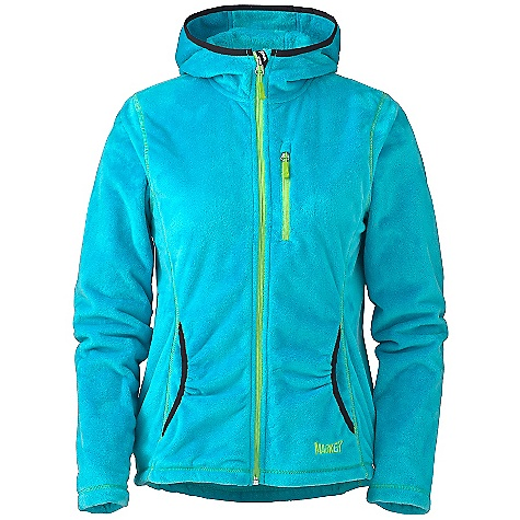 photo: Marker Anne Hoodie fleece jacket