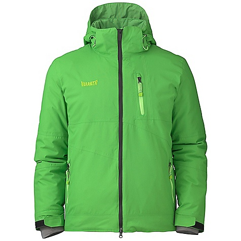 photo: Marker Ascent Jacket snowsport jacket