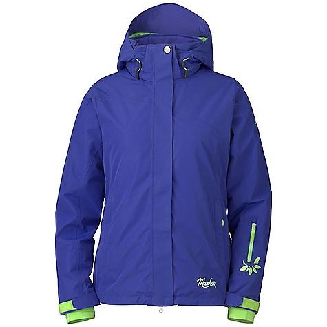 photo: Marker Aurora Shell Jacket waterproof jacket