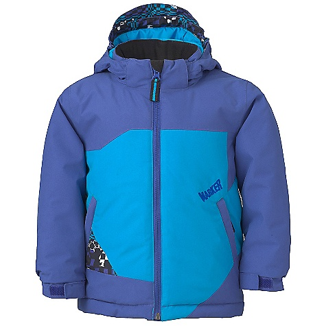photo: Marker Crown Jacket snowsport jacket