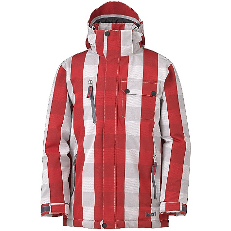 photo: Marker Deuce Jacket snowsport jacket