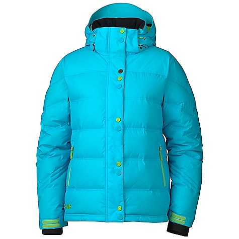 photo: Marker Diva Jacket down insulated jacket