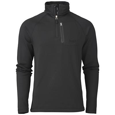 Marker Men's Grid Zip-T Top