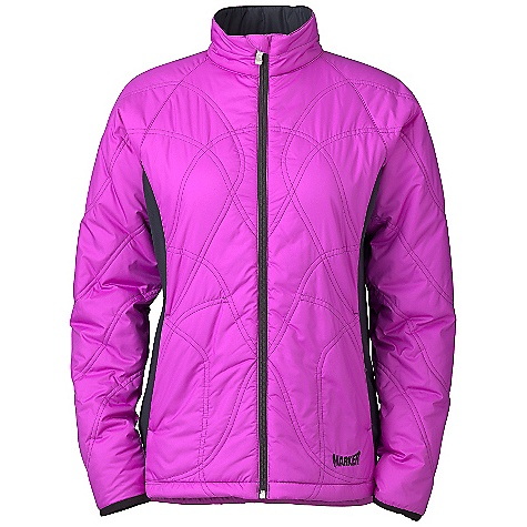 photo: Marker Kate Quilt Jacket synthetic insulated jacket