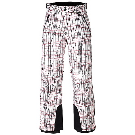 photo: Marker Mars Print Pant snowsport pant