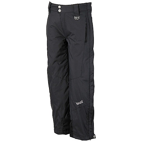 photo: Marker Side Zip Shell Pant snowsport pant