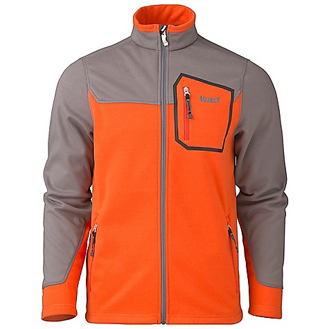 photo: Marker Receptor Jacket fleece jacket