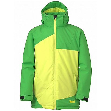 photo: Marker Spade Jacket snowsport jacket