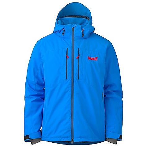 photo: Marker Spheric Jacket snowsport jacket