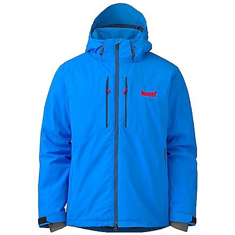 photo: Marker Spheric Shell Jacket waterproof jacket