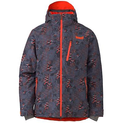Marker Men's Vertigo Print Jacket
