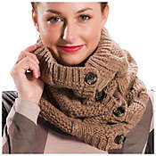 Lole Women's Cable Neckwarmer