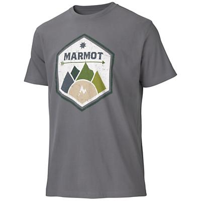 Marmot Men's Badge Tee SS Shirt