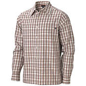 Marmot Men's Bromley Plaid LS Shirt