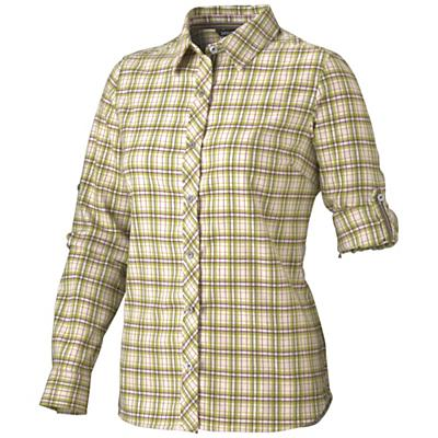 Marmot Women's Estelle Flannel LS Shirt