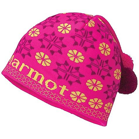 photo: Marmot Girls' Jenna Hat winter hat