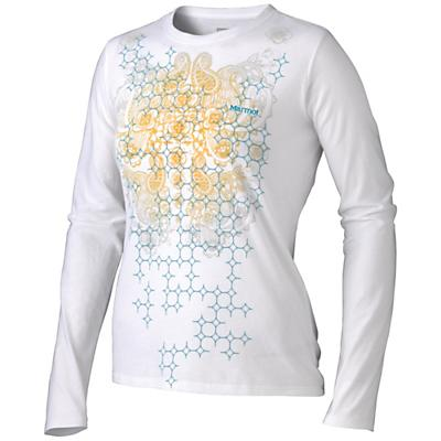 Marmot Women's Lattice Tee LS Top