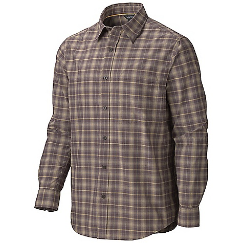 Marmot Leyden Plaid LS