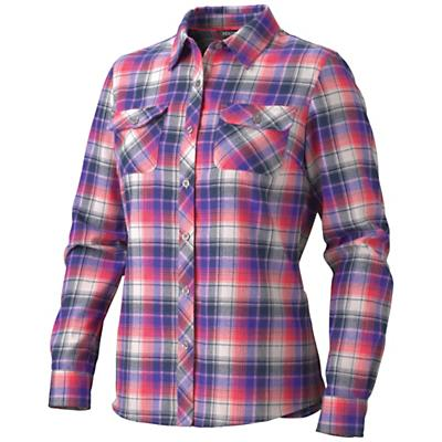 Marmot Women's Megan Flannel LS Shirt