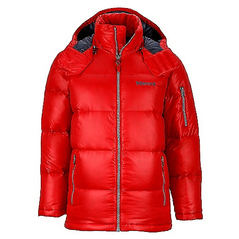 photo: Marmot Stockholm JR Jacket down insulated jacket