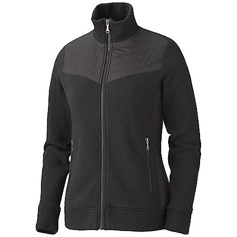 Marmot Women's Tech Sweater Black