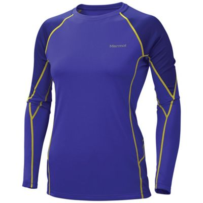Marmot Women's ThermalClime Pro LS Crew