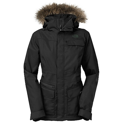 photo: The North Face Baker Delux Jacket snowsport jacket