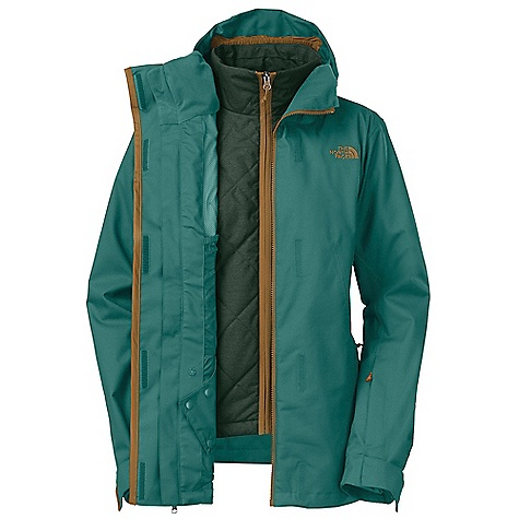 The North Face Bastille Triclimate Jacket