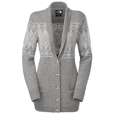 The North Face Women's Jacquardigan Sweater