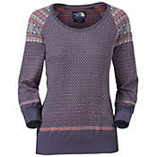 The North Face Women's Lace Leaf Sweater